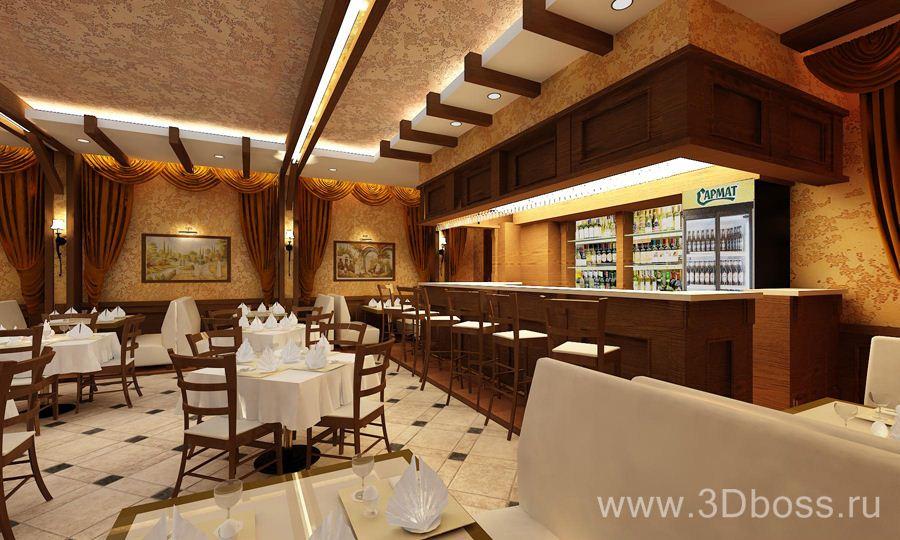 Ресторан Акапелла у метро Павелецкая в Москве: фото