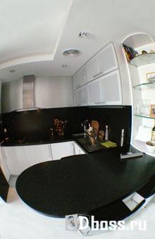 Дизайн проект. Фото дизайна интерьера двухкомнатной ... Дизайн Спальни С Угловой Гардеробной